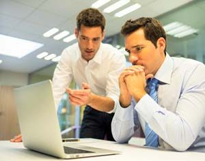 Many small production shops are struggling to cope with a host of data reporting requirements unique to the automobile industry. Photo courtesy of IMDS Data.